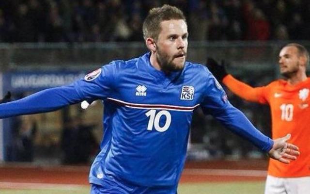 Gylfi Sigurdsson Iceland