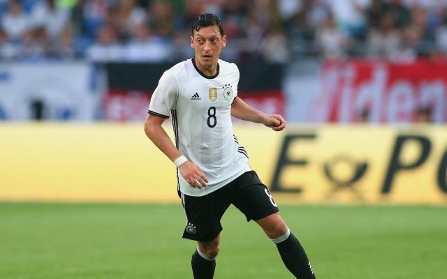 Mesut Ozil Euro 2016
