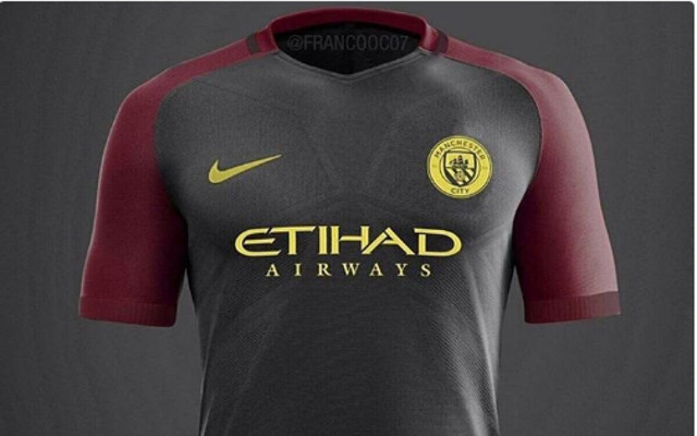 cheap for discount 4169d dd0f5 New Man City away kit leaked - Throwback colours for a new ...