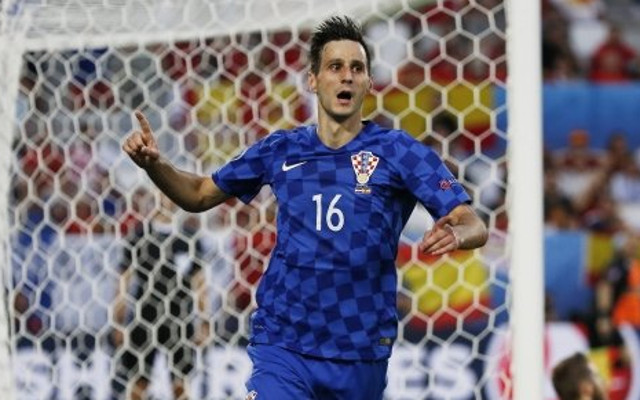 Nikola Kalinic Croatia