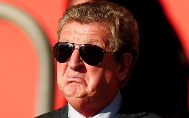 Roy Hodgson sunglasses
