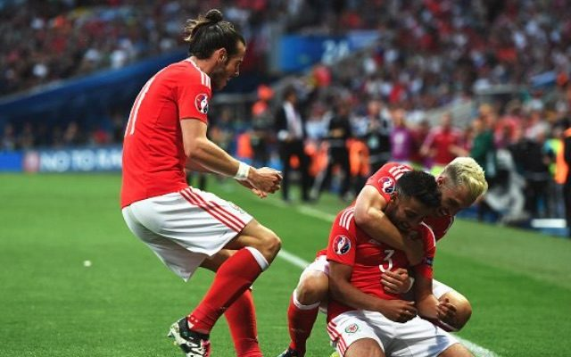 Euro 2016 Group B results: Wales & England advance