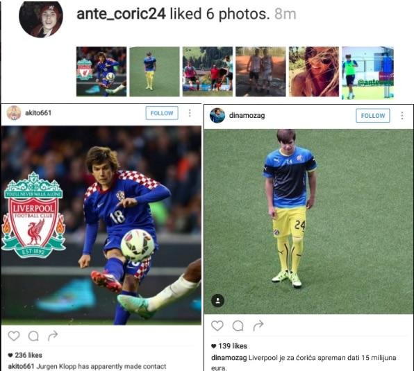 Ante Coric Liverpool