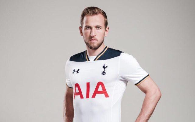 "0eadfd371 Tottenham 2016-17 kit launch  4 5 hit the jackpot but ""hideous"" gold number  is not popular!"