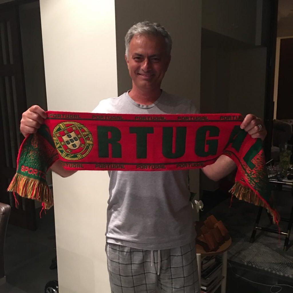 Jose Mourinho Portugal