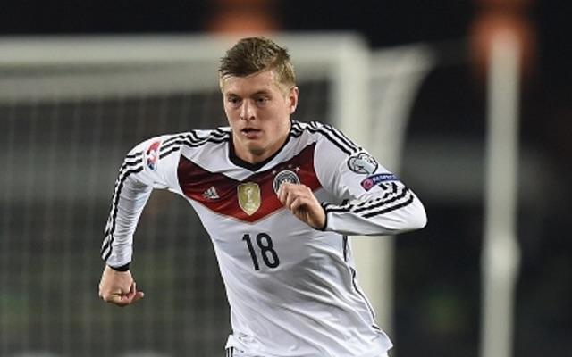 Toni Kroos at Euro 2016