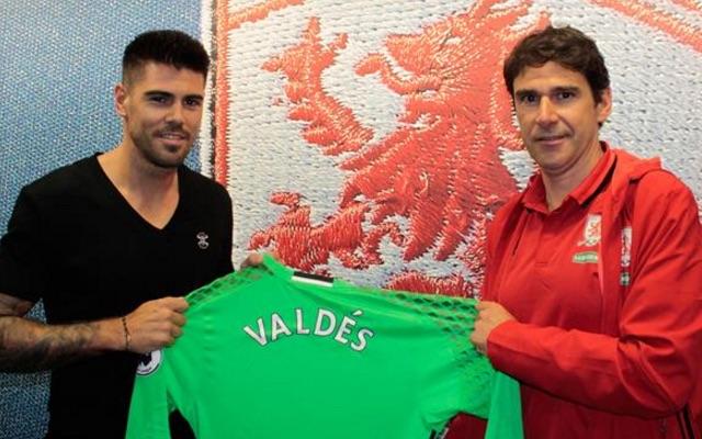 Victor Valdes Middlesbrough