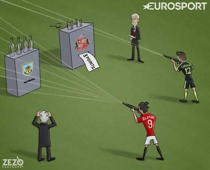 Giroud-Ibrahimovic