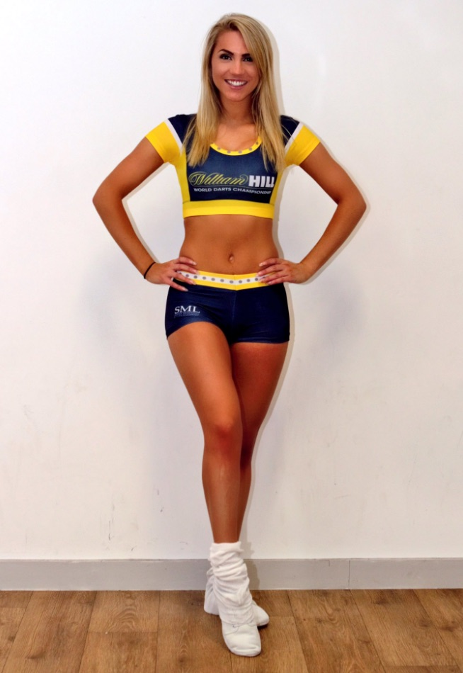 Sophie-May Lambert (PDC darts dancers)