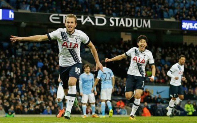 Man City Vs Tottenham