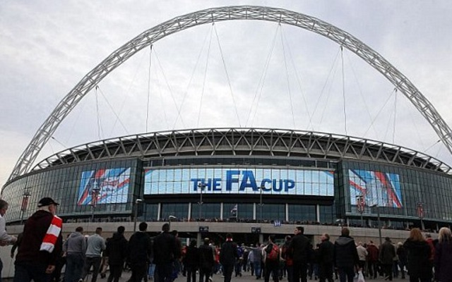 When is the FA Cup semi-final games?