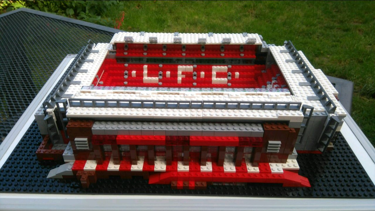 Lego Anfield