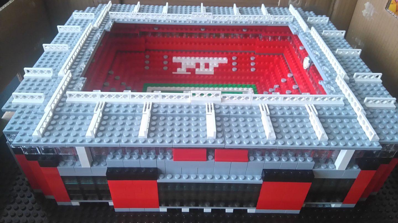 Lego Emirates Stadium