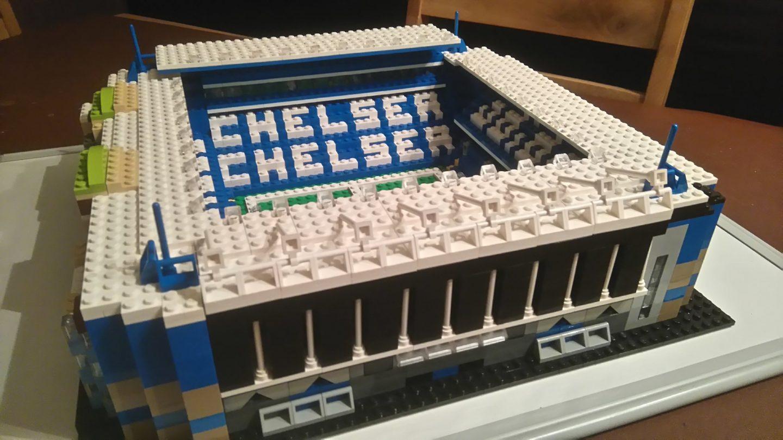 Lego Stamford Bridge