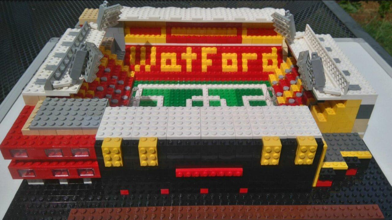Lego Vicarage Road