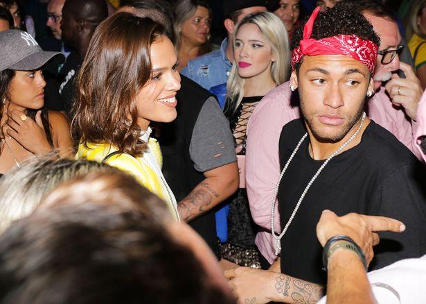 Neymar WAG2