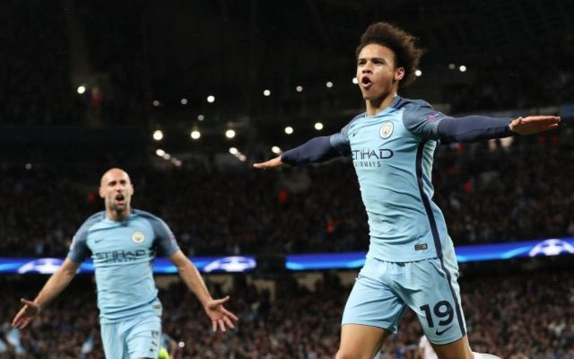 Photos Topless Leroy Sane Reveals Huge Tattoo Of Himself