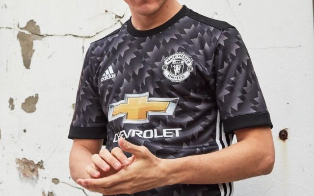6ab11f080 (Photos) New Man Utd away kit unveiled