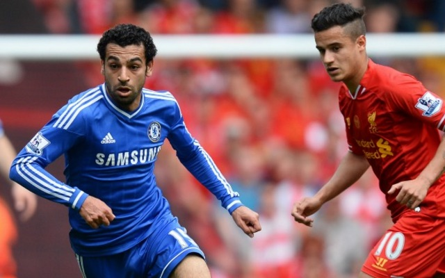 new style 3e023 fcaaf Mohamed Salah hopes to resurrect cursed Liverpool shirt ...