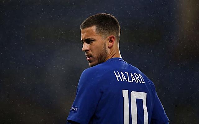 Chelsea Transfer News: Eden Hazard Future Not A Worry