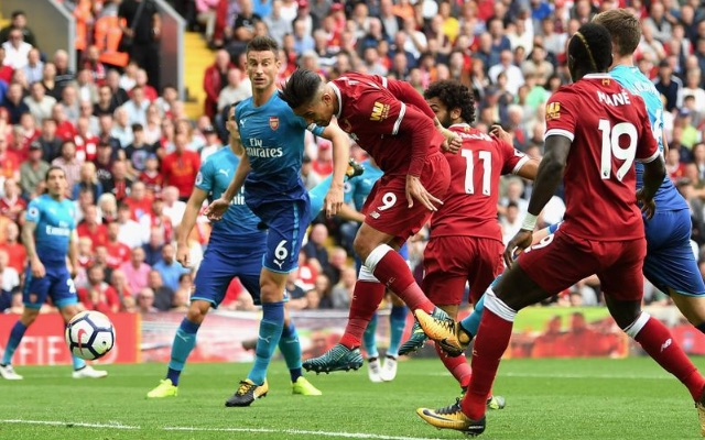Liverpool 4-0 Arsenal