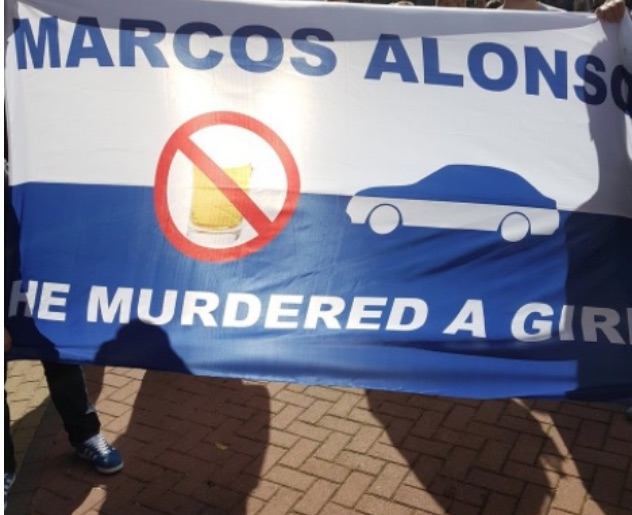 Offensive Marcos Alonso banner