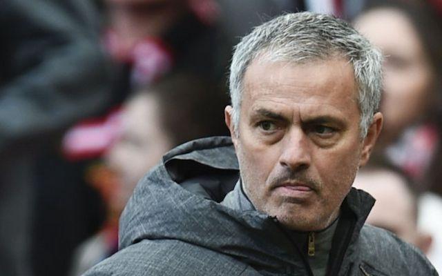 Mourinho frustrated