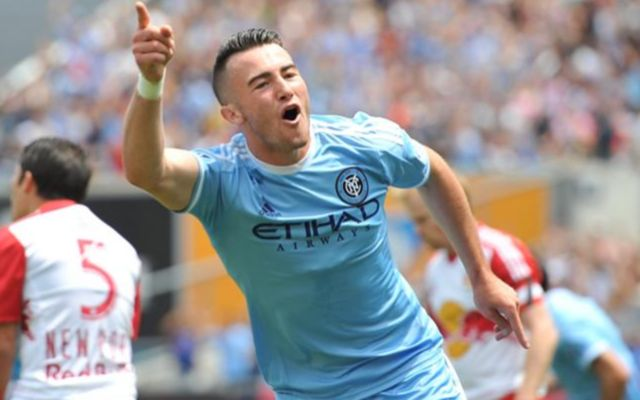 City to beat United to signing of MLS star