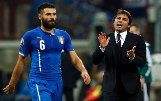 Conte Candreva Italy
