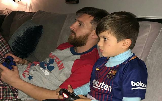 Lionel Messi vs Thiago Messi on FIFA: One big question