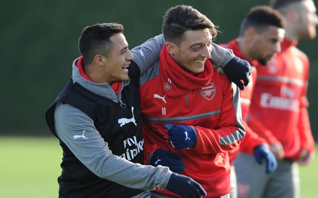 Sanchez Ozil face uncertain Arsenal futures