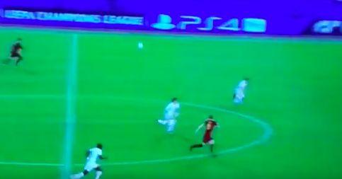 Chelsea poor defending vs Roma