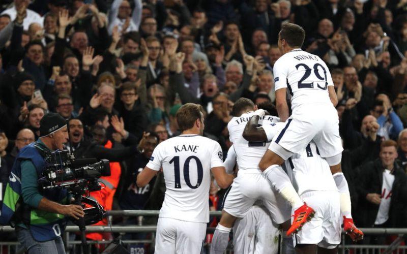 Tottenham beat Real Madrid