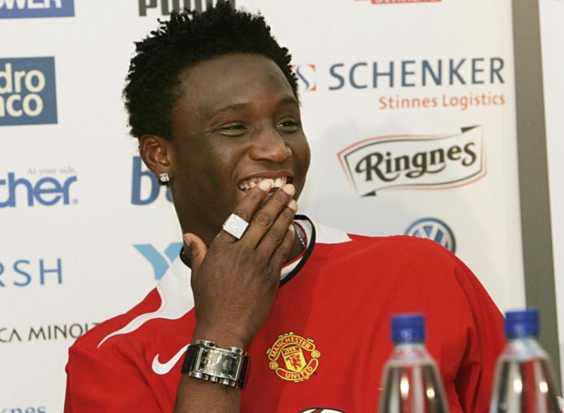 John Obi Mikel famously snubbed Manchester United for Chelsea in dramatic U-turn in 2006