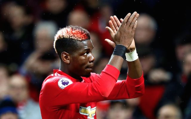 Pogba was sensational on his return for Manchester United.