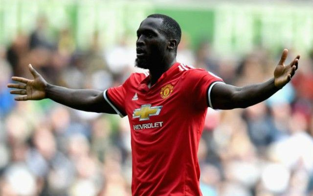 Man United's Romelu Lukaku