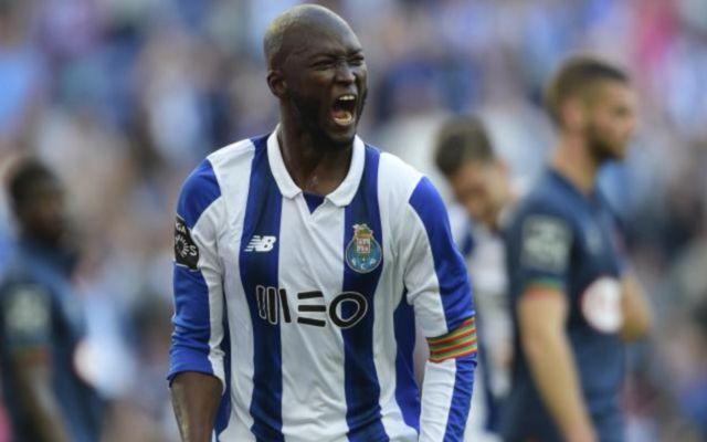 Porto midfielder Danilo Pereira