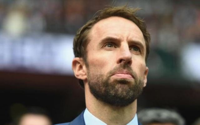 Gareth Southgate. England vs Italy TV channel