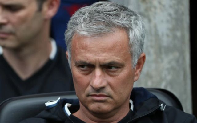 Jose Mourinho doesn't fancy Man Utd's chances in the Champions League