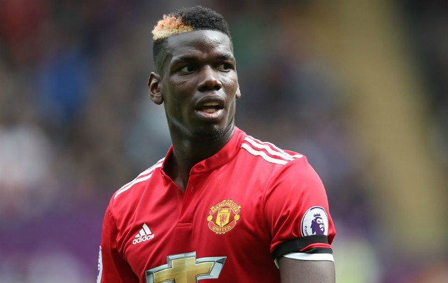 Man Utd star Paul Pogba