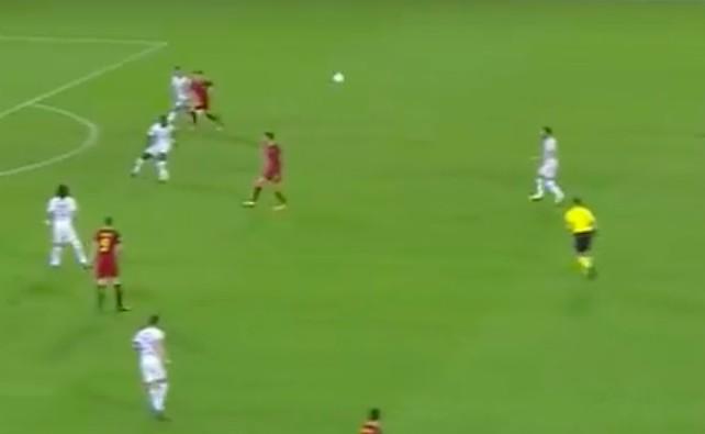 Antonio Rudiger vs Roma