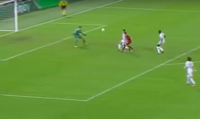 Rudiger Chelsea vs Roma