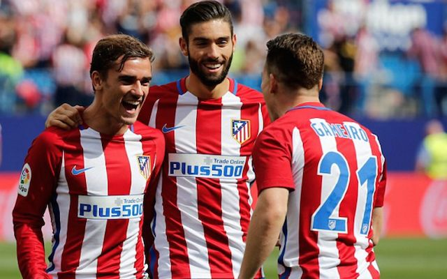 carrasco atletico madrid