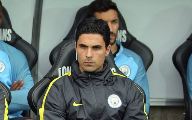 arteta man city. What are the latest next Arsenal manager odds as Arteta's odds slashed?