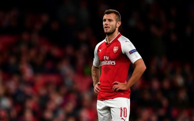 Arsenal ace Jack Wilshere