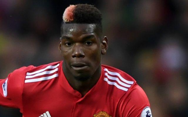 Man United ace Paul Pogba