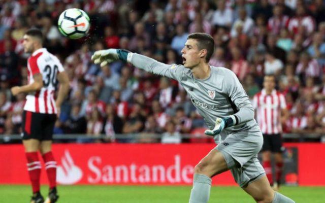 Athletic Bilbao's Kepa