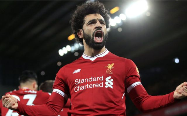 Liverpool's ace Mohamed Salah