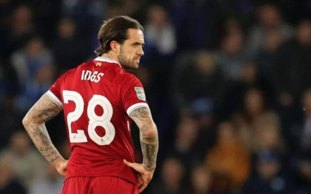Liverpool ace Danny Ings