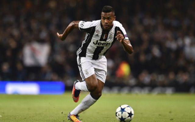 Chelsea target Alex Sandro